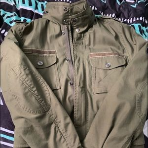 Diesel military style jacket